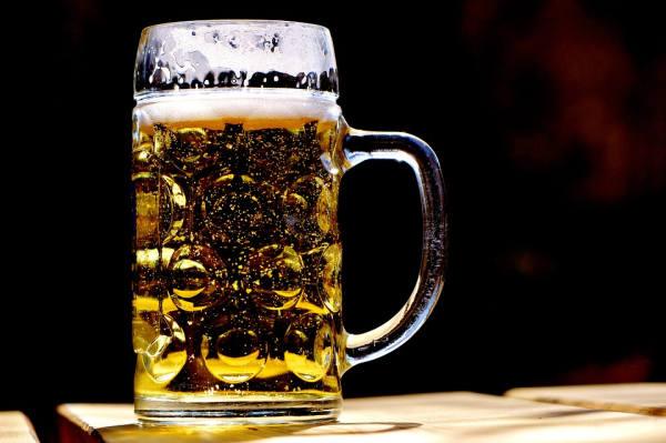 Bier zum Einschlafen