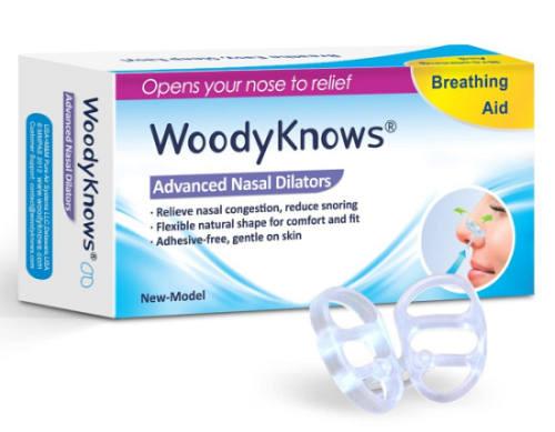 Schnarchhilfe Nasenspreizer