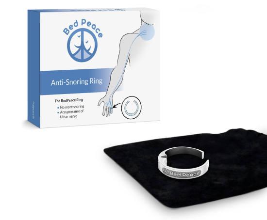 Ring gegen Schnarchen