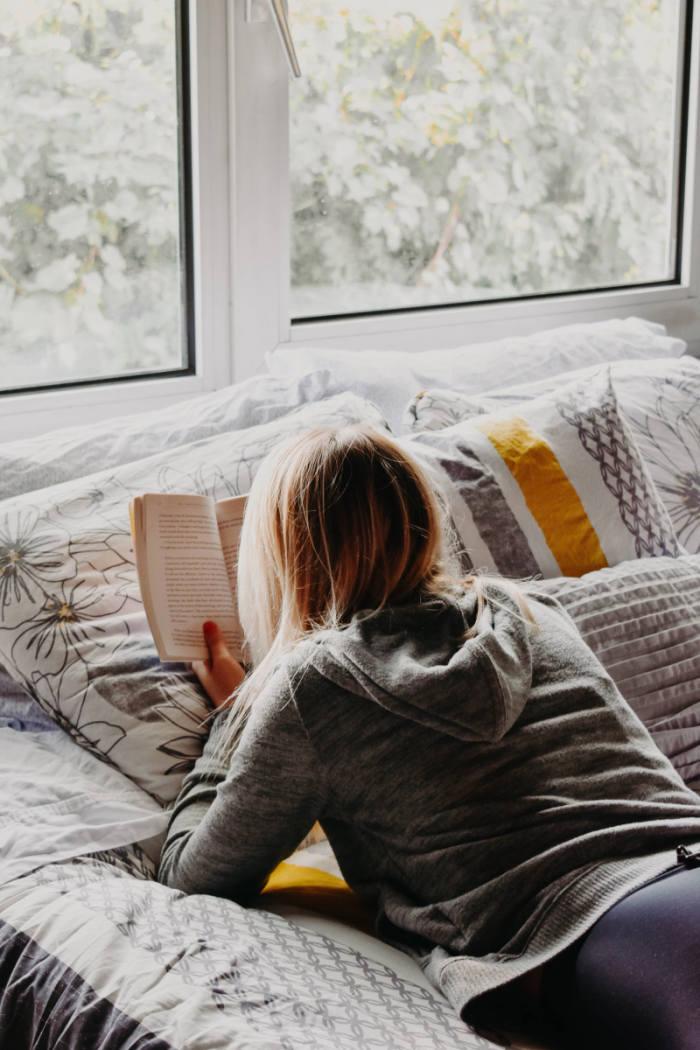 Schnell müde werden lesen