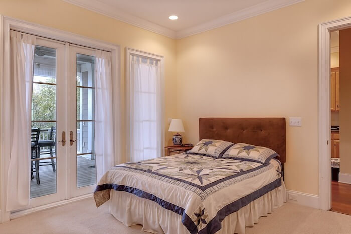 Gelbes Schafzimmer   Welche Farbe Fürs Schlafzimmer?