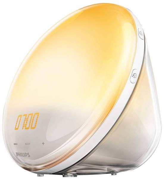 Tageslichtwecker Test Lichtwecker HF3531 01